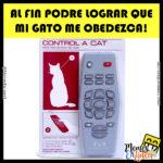 Control remoto para gatos memesenlinea.com