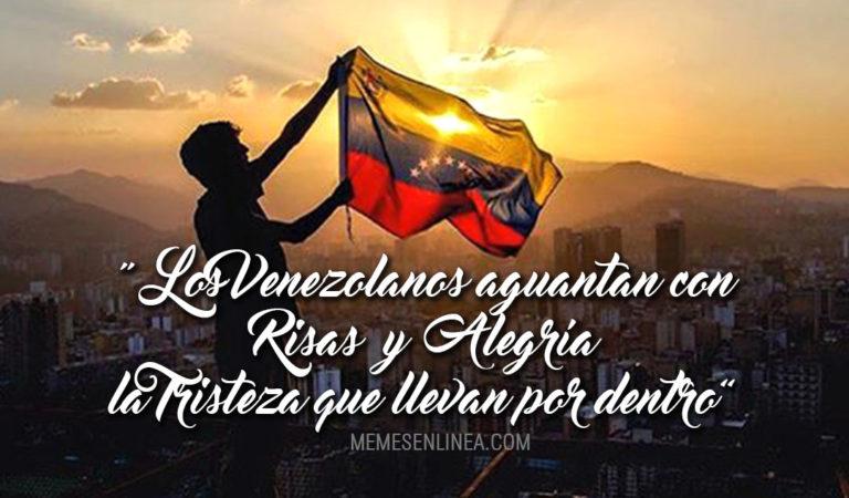 💪🏻😅 Los Venezolanos aguantan con risas y alegría, la tristeza que llevan dentro 🇻🇪